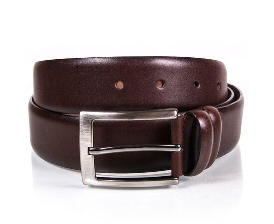Ремень для брюк K30-1100 коричневый, фото 1