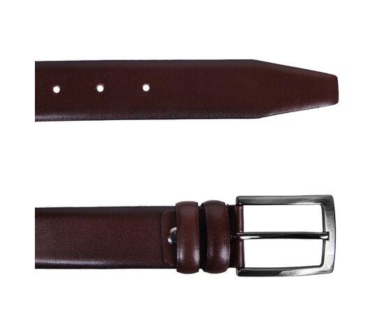 Ремень для брюк K30-1100 коричневый, фото 2