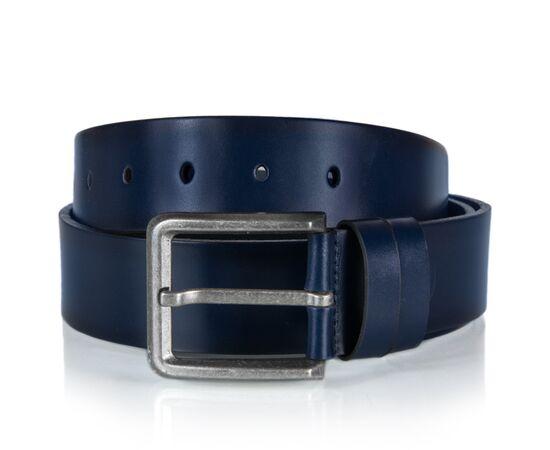 Ремень джинсовый 40800 синий, фото 2